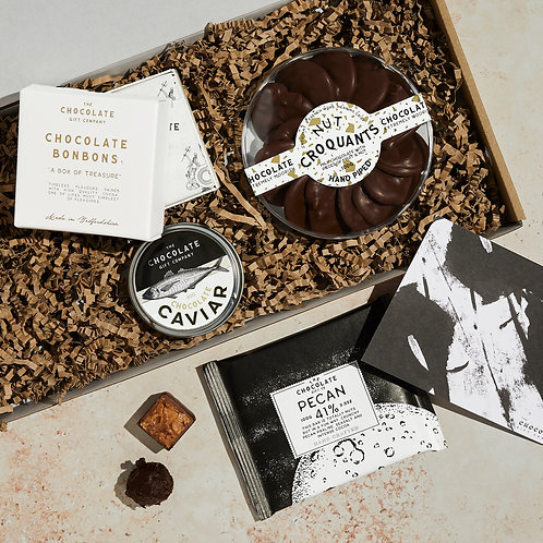 Nutty Chocolate Letterbox Gift