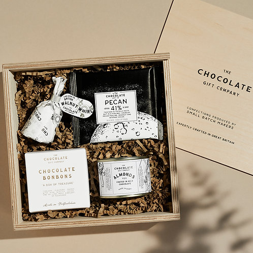 Nut Chocolate Collection