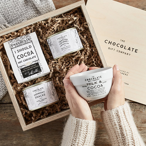 Hot Chocolate Lovers Hamper
