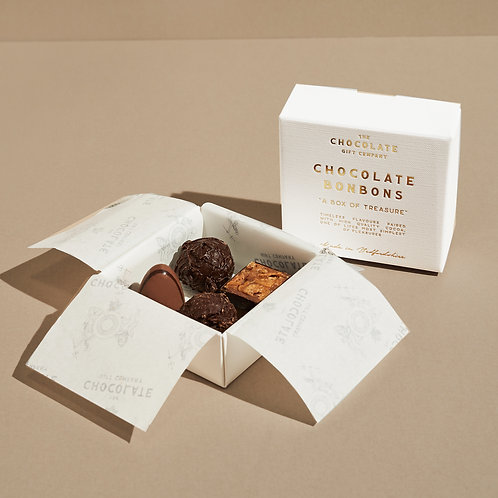 Mini Nut & Chocolate Truffle Box