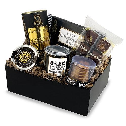 Mens Christmas Chocolate Gift Hamper