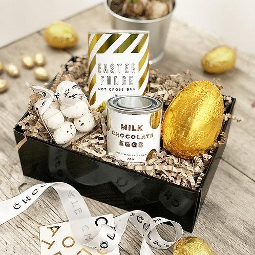 Easter Chocolate Hamper