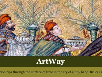 Inspiration needed? Visit ArtWay.eu!