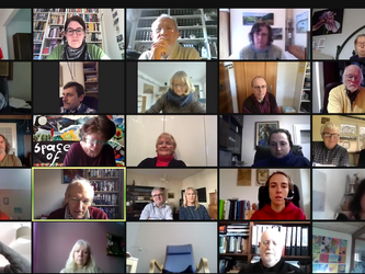 Report of Arts+Europe Zoom Call