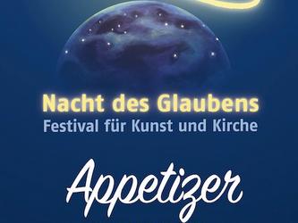 [ARTS+CH] Appetizer Nacht des Glaubens