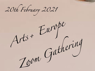 Invitation to Zoom-Call on 20th February 2021
