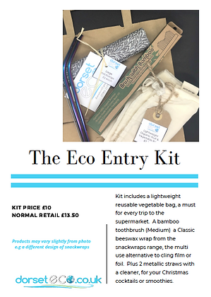 The Eco Entry Kit