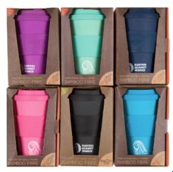 SAS Bamboo Coffee Cups