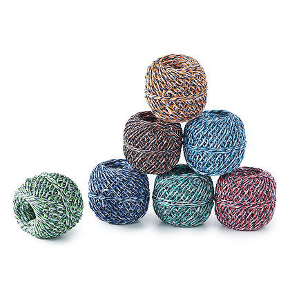 Recycled Coloured Twine