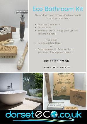 The Bathroom Eco Kit