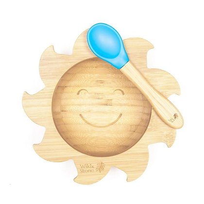 Baby Weaning Bowl Sunshine