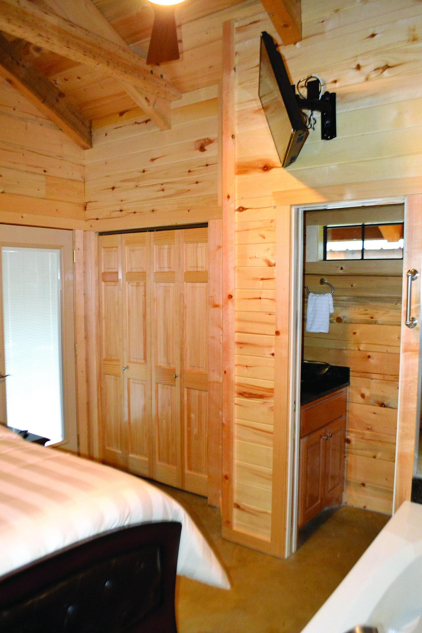 Cabin Gavel Falls Cabin Rentals Amp Rv Campground United