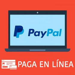 Pagando con PayPal