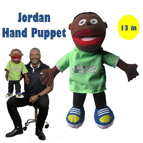 Jordan Hand Puppet