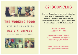 Introducing The 821 Book Club