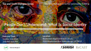 People Don't Understand: What Is Social Identity