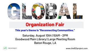 Global Organization Fair