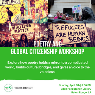 Poetry and Global Citizenship Workshop