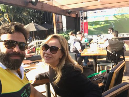 7 lugares pra curtir o jogo do Brasil