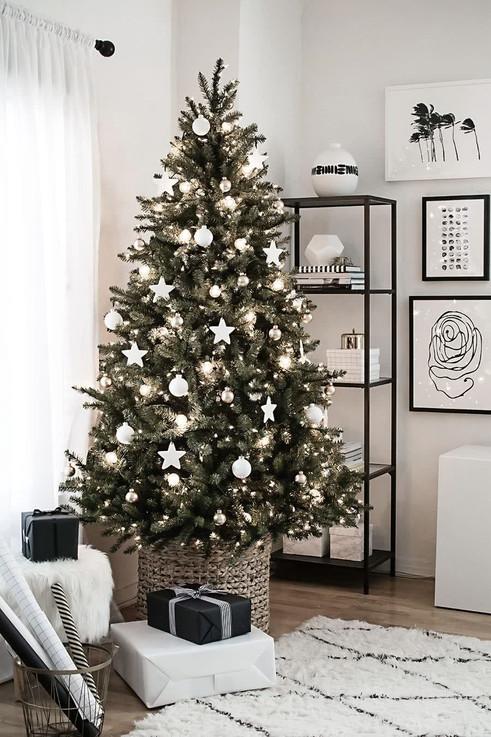 Dicas para montar sua árvore de Natal