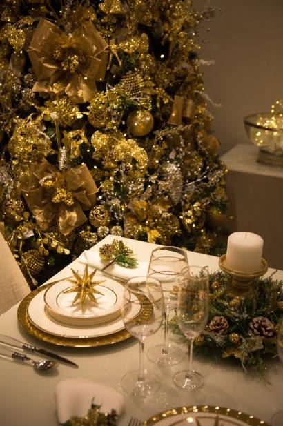 Boas dicas para receber com sofisticação no Natal