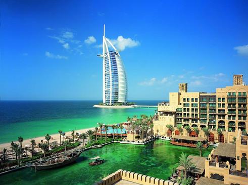Não precisamos mais de visto para Dubai