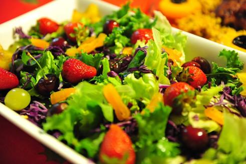 Salada para depois da Páscoa