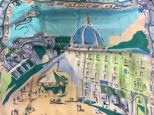 Hotel Savoy em Florença reabre renovado com Emilio Pucci