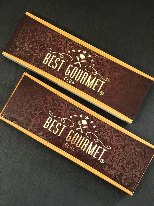 Passaporte gastronômico Best Gourmet