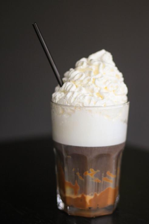 Vai um café gelado?