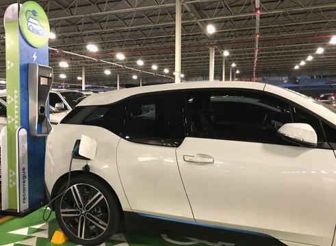 Carros do futuro estão nas ruas