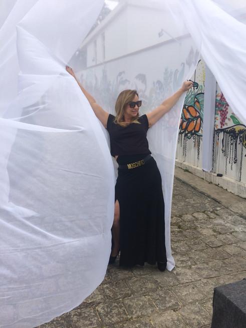Editorial de moda Laas