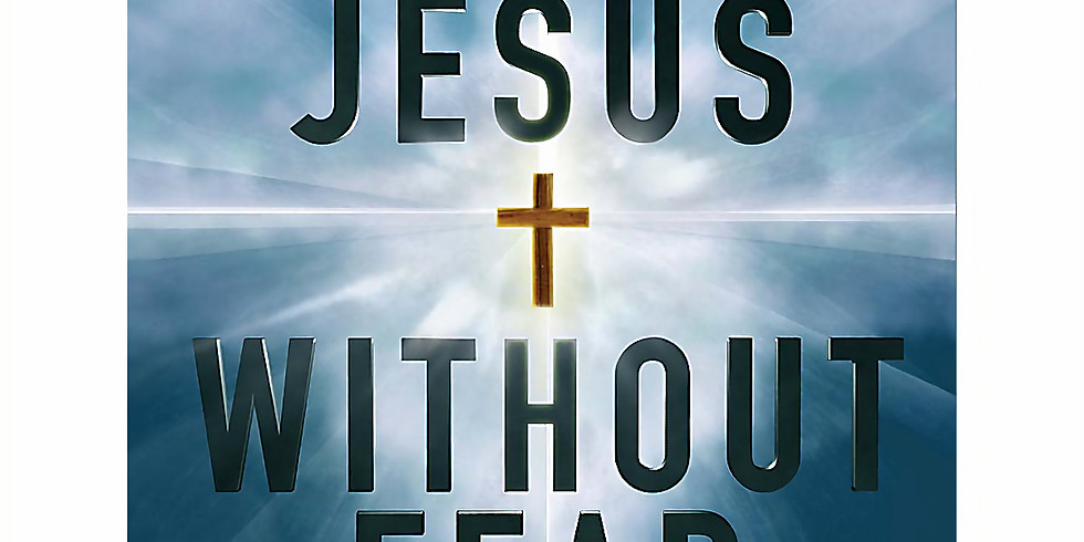 Sharing Jesus without fear