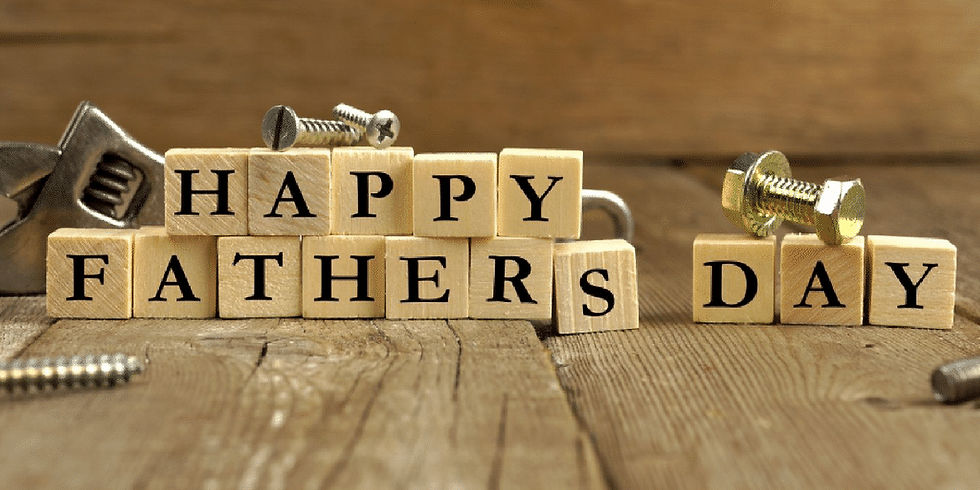 Father's Day at Center Chapel