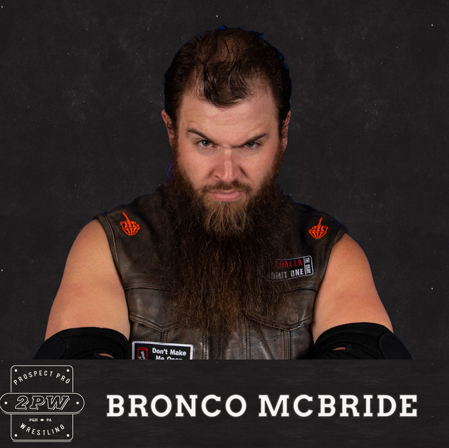Bronco McBride