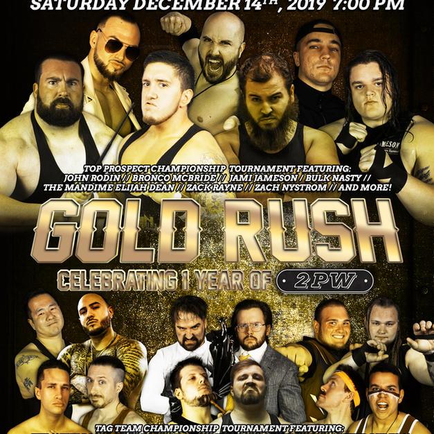 Gold Rush 12-14-2019
