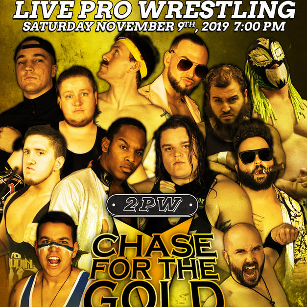Chase for the Gold 11-9-2019