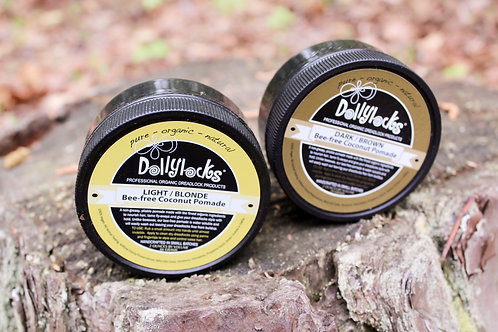 Bee-Free Coconut Pomade (2 oz)