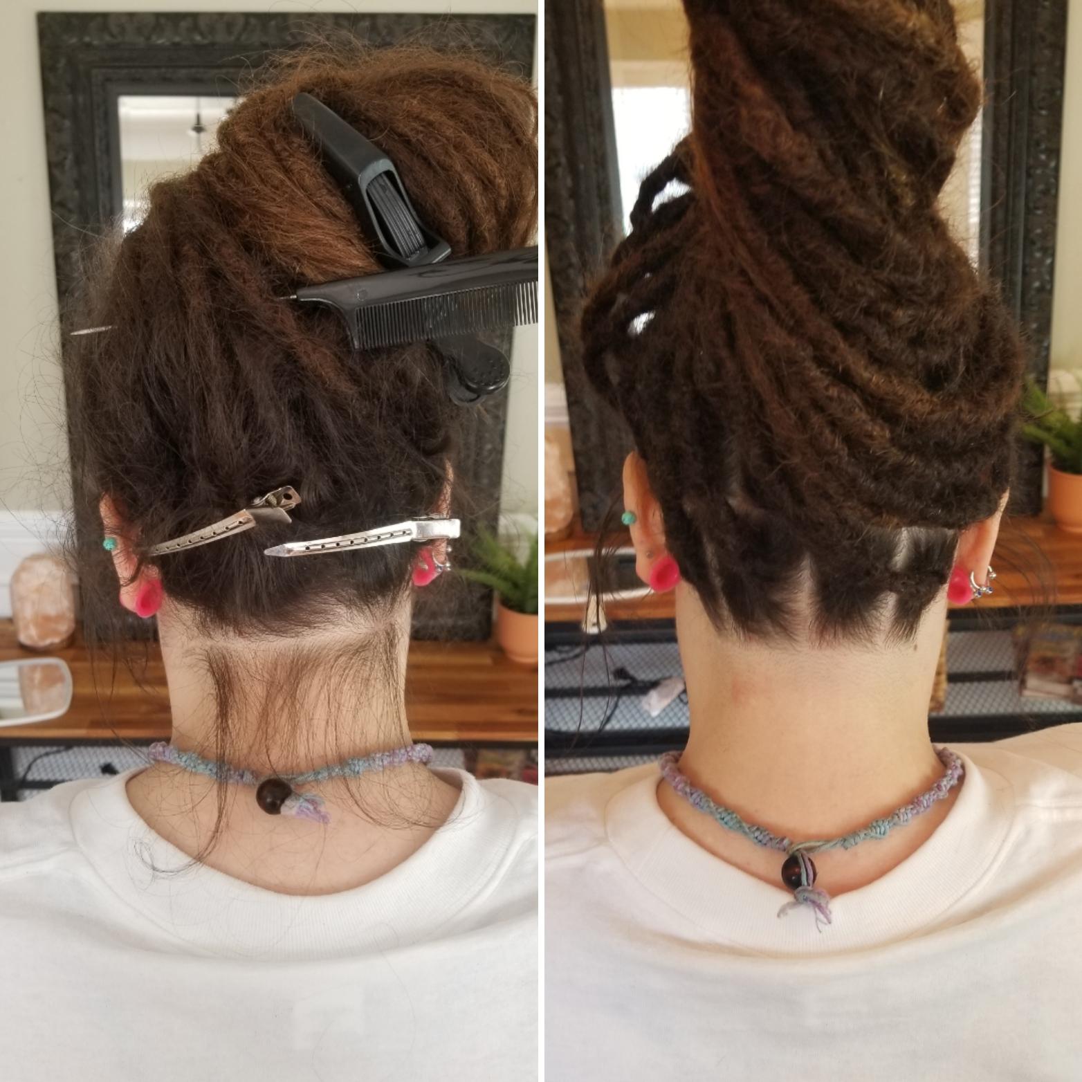 SHE LEIF DREADLOCK STUDIO
