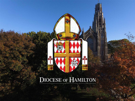 Diocese of Hamilton Pastoral Practices UPDATE