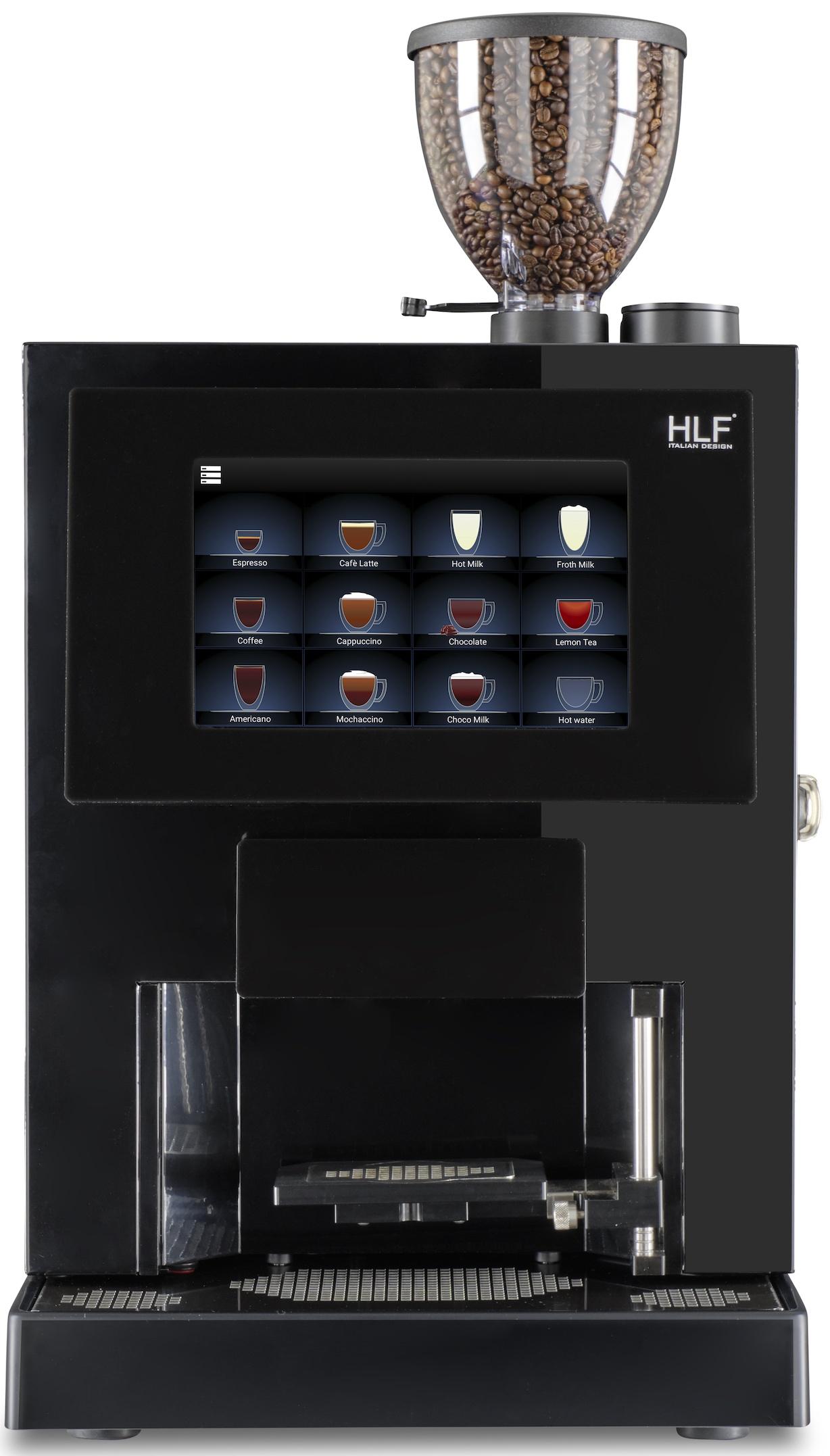 Kaffe Compagniet HLF 2700 Front sort
