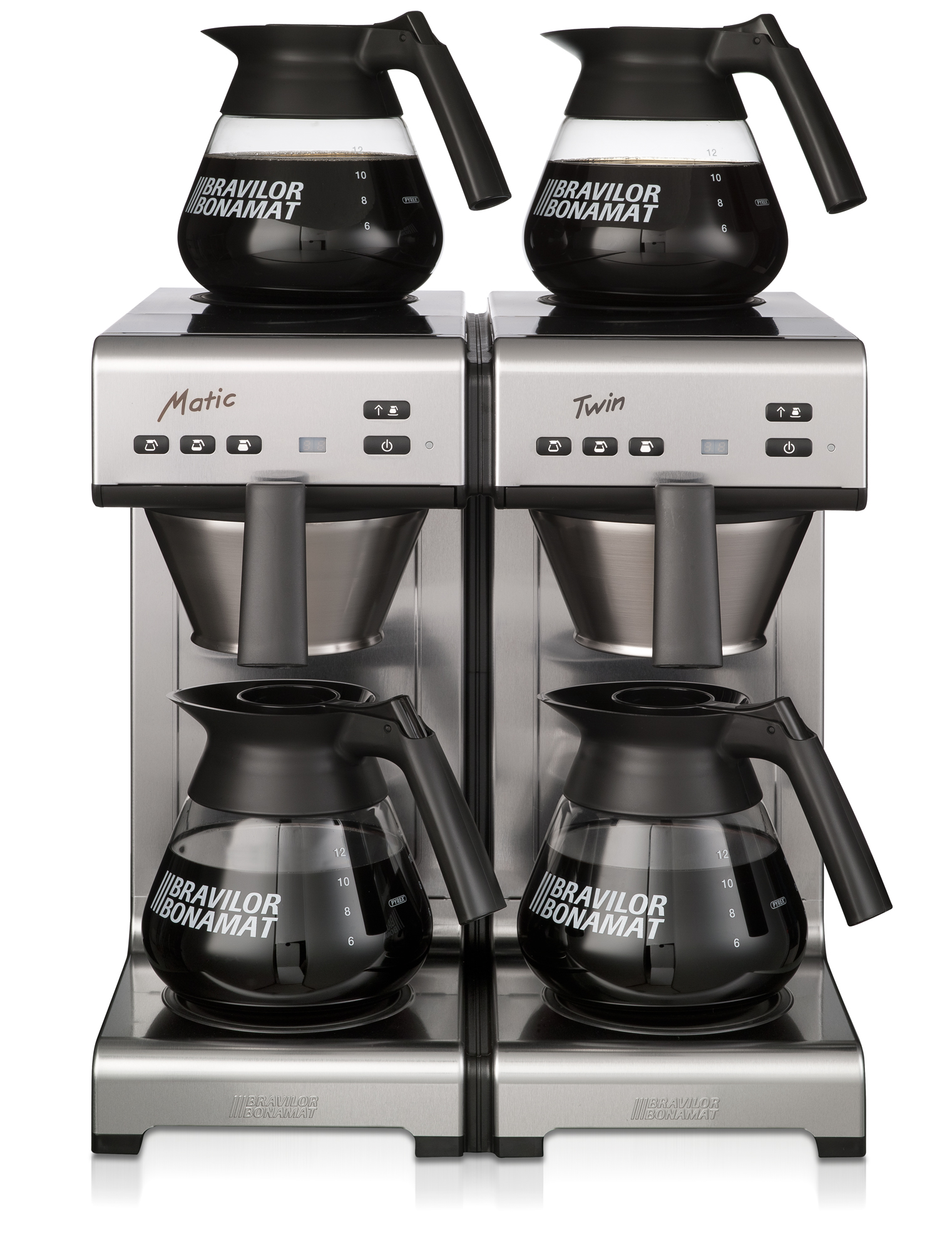 Kaffe Compagniet AS Bonamat Matic Twin15