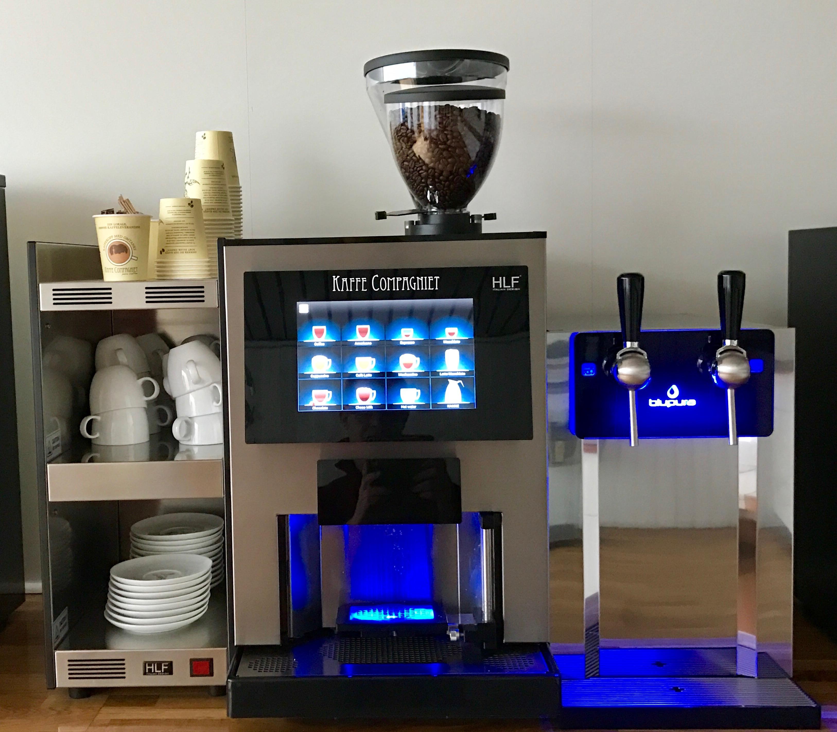 Kaffe Compagniet AS HLF3700 Cup Blupura