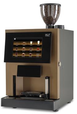 Kaffe Compagniet HLF 2700 Bronse H side.