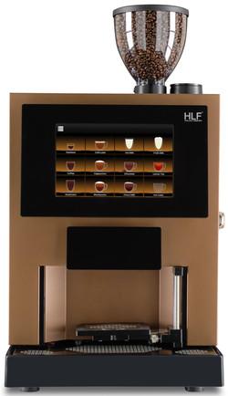 Kaffe Compagniet HLF 2700 Front Bronse