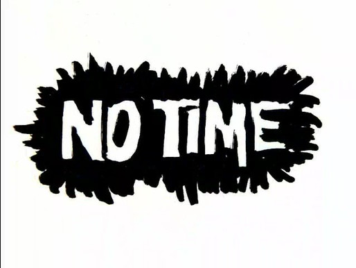 5 Top Tips to Finding Time to Never Thought You Had!