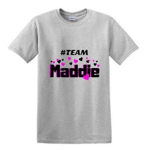 #TeamMaddie Shirt