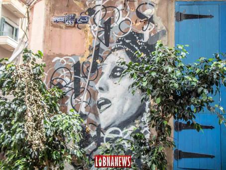 Emmanuel Macron chez Feyrouz, l'icône du Liban puis avec Magida El Roumi
