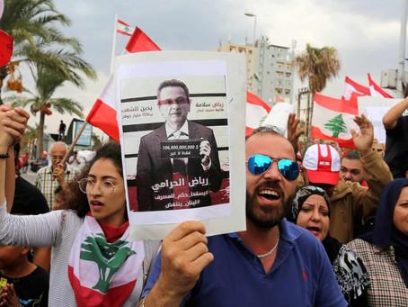 Riad Salamé, gouverneur de la Banque centrale, sous le feu des projecteurs et la loupe de la justice