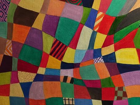 Mek : une féérie quasiment orientale de couleurs